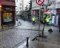 Dikkat! Beyoğlu'nda bu yollar kapalı