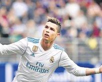 Ronaldoya taciz golü