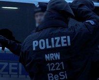 Almanyada Türk marketine silahlı saldırı
