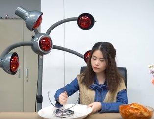 Çinli fenomen ofiste öyle bir şey yaptı ki kimsenin aklına gelmez