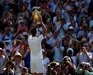 Wimbledonda kısa final! O isim 4. kez şampiyon