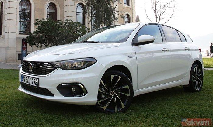 Türkiye'de satılan en uygun fiyatlı ilk 15 otomobil