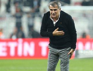 Beşiktaş'ta teknik direktör Şenol Güneş'le yollar ayrılıyor! Milli Takım'a yeşil ışık