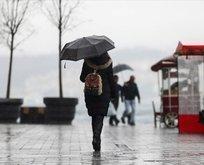 İstanbul ve birçok il için sağanak uyarısı!