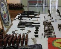Saldırı hazırlığındaki 3 PKK'lı terörist yakalandı