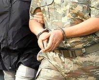 Muvazzaf 8 askere FETÖden tutuklama