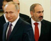 Paşinyan, Putin ile telefonda görüştü!