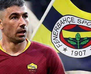 Fenerbahçe'nin gözdesi Romalı Kolarov'un transfer videosu olay yarattı! Tek yanıt 'Hayır!'