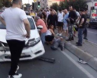 Ünlü oyuncuya kaza şoku!