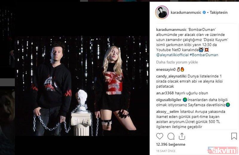 Ünlülerin Instagram paylaşımları - 3 Eylül