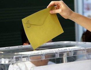 Oy kullanacaklar dikkat! Sakın bunu yapmayın
