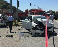 Zonguldak'ta feci kaza! 6 kişi yaralandı