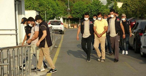 Adana'da şafak vakti FETÖ operasyonu! Gözaltılar var