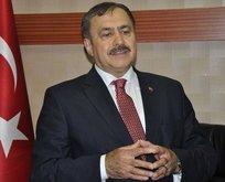Bakan Eroğlu: Terörün kökünü kazıyacağız