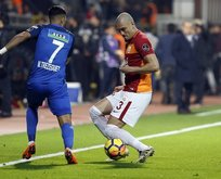 Galatasaray'da Rodrigues'in alternatifi hazır