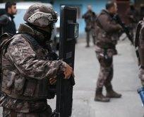 Gaziantep'te dev operasyon! 29 kişi gözaltında