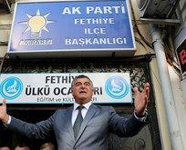 CHP'li aday rozet çıkarıp 400 kişiyle birlikte AK Parti'ye geçti