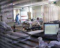Kovid-19 hastalarında 'pıhtı atması' riski