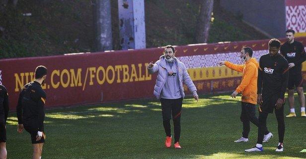 Galatasaray'da Florya Selçuk İnan'a emanet