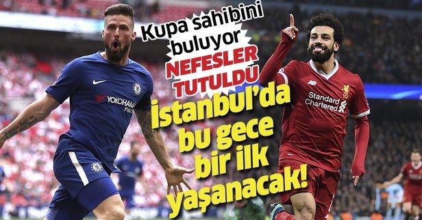 İstanbul'da bir ilk yaşanacak!