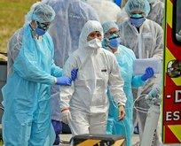 İngiltere'de koronavirüsten ölenlerin sayısı yükseldi!