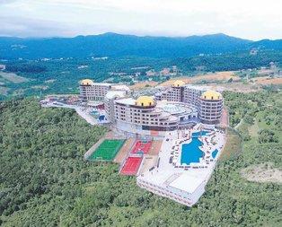 Sağlık turizmine dev tesis