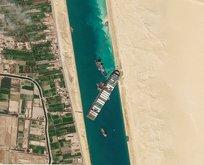 Süveyş Kanalı 6 gün aranın ardından trafiğe açıldı
