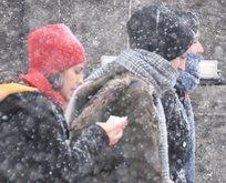 Dikkat! Meteoroloji'den uyarı geldi: Kar ve sağanak…