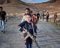 ABD'den Ermeni çocuklarına gerilla eğitimi