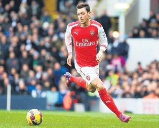 Arsenal'e Delice tuzu