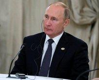 ABD'nin Suriye kararına Putin'den ilk yorum