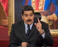 Maduro: O casusu yakaladık