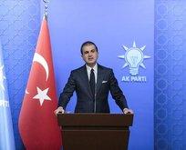 AK Parti MKYK toplantısına ilişkin önemli açıklamalar