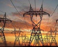 Elektrikte üretim arttı
