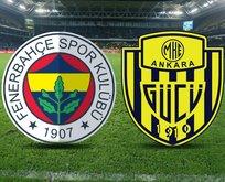 Fenerbahçe-Ankaragücü maçı ne zaman?