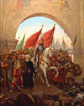 Fatihin İstanbul sırları