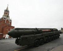 Rusya Kazakistanda yeni füzesini test etti