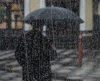 O illere sağanak yağış ve kuvvetli rüzgar uyarısı