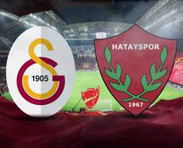 Galatasaray - Hatayspor maçı ne zaman?