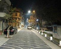 Marmara Adası elektriğe kavuştu