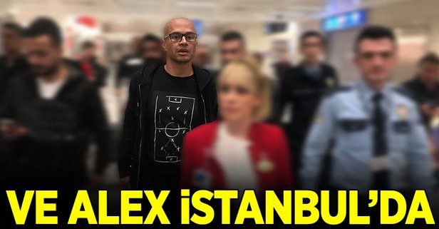 Alex De Souza İstanbulda