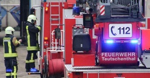 Almanya'da maden göçüğü: 35 kişi mahsur!