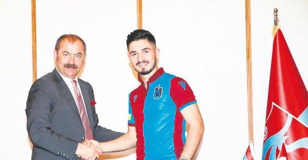 Fıratcan Trabzon'da