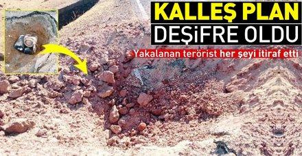 Terör örgütü PKK'nın kalleş Karadeniz planı deşifre oldu