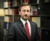 İletişim Başkanı Fahrettin Altun'dan önemli açıklamalar