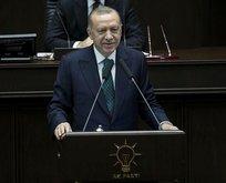 Türkiye, Başkan Erdoğan'ın yanında!
