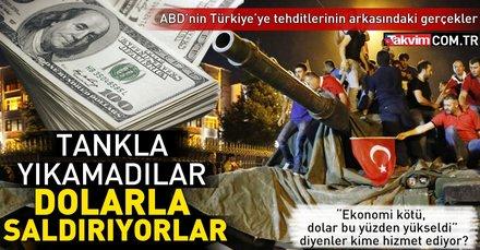 ABD'nin Türkiye'ye tehditlerinin arkasındaki gerçekler