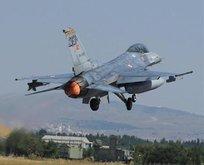 Hava Kuvvetlerine FETÖ operasyonu