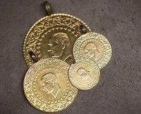 Altın fiyatları yükseldi! Çeyrek altın ne kadar oldu?