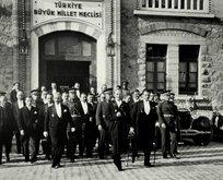 Bağımsızlığımızın sesi 100 yıl önce Meclis'ten yükseldi